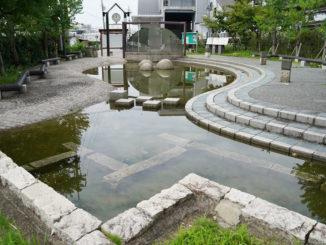 長池公園の池