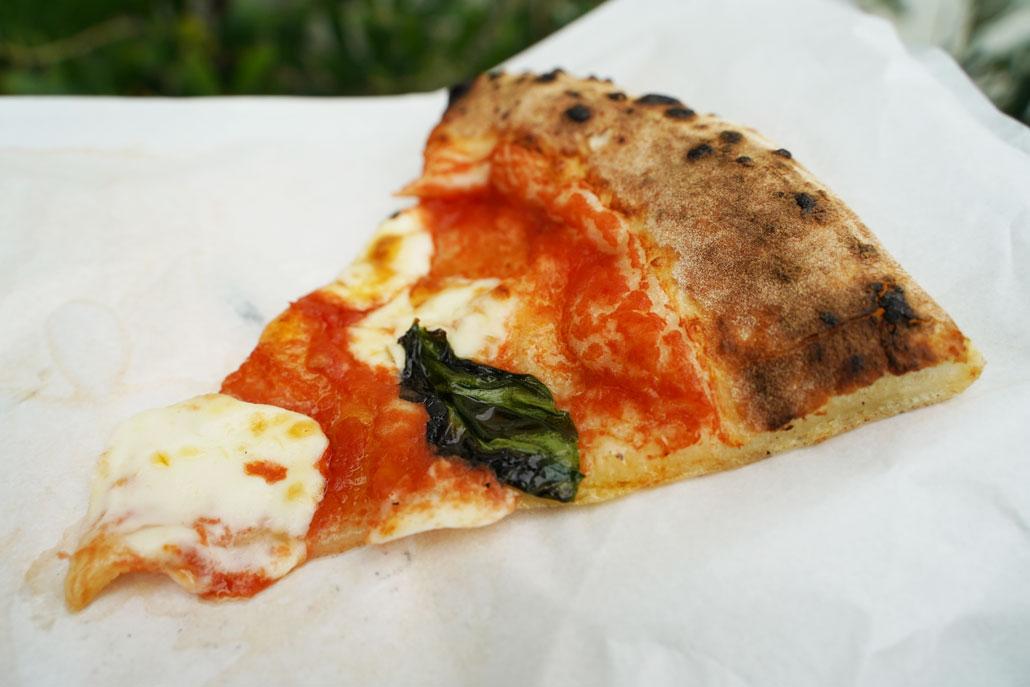 第6回六地蔵たべあるき ピザ