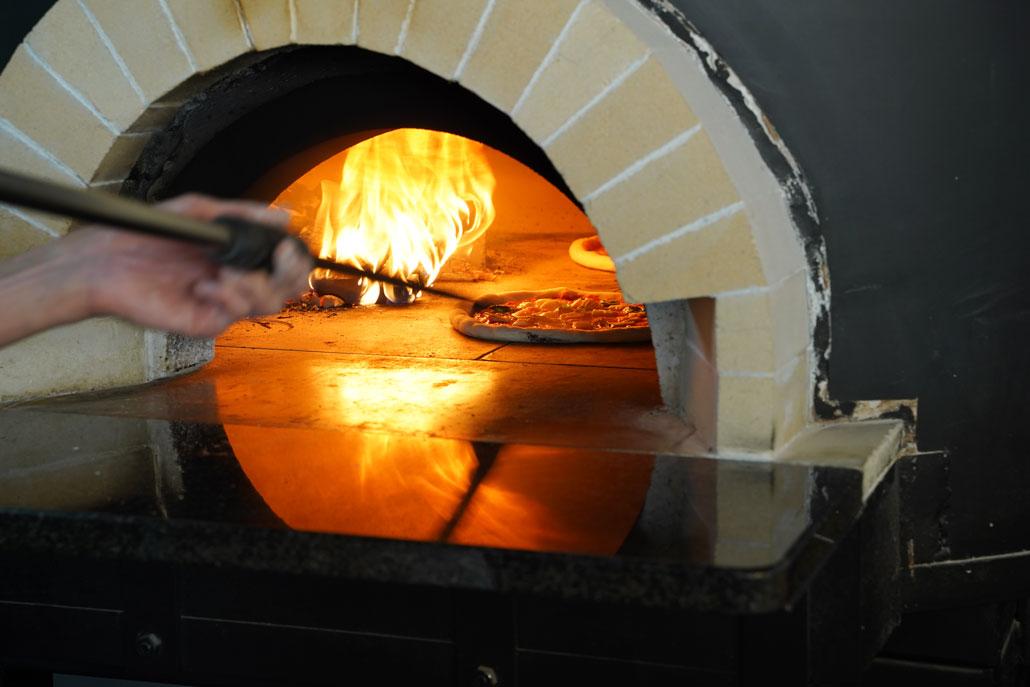 第6回六地蔵たべあるき ピザ窯