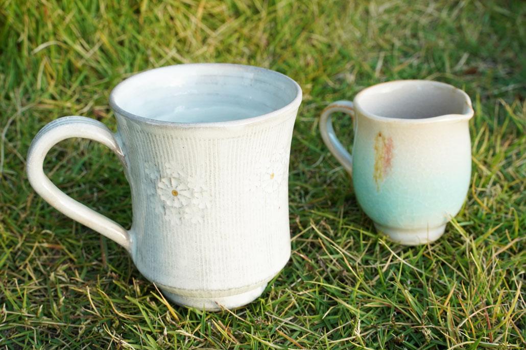 原清和陶苑のカップ