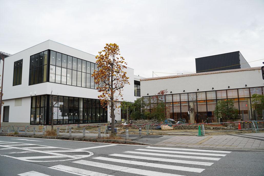 JR松井山手駅近くにできる商業施設「ブランチ松井山手」に「眼鏡市場 ...