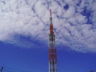 久御山のタワー