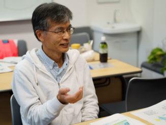 野中先生の写真