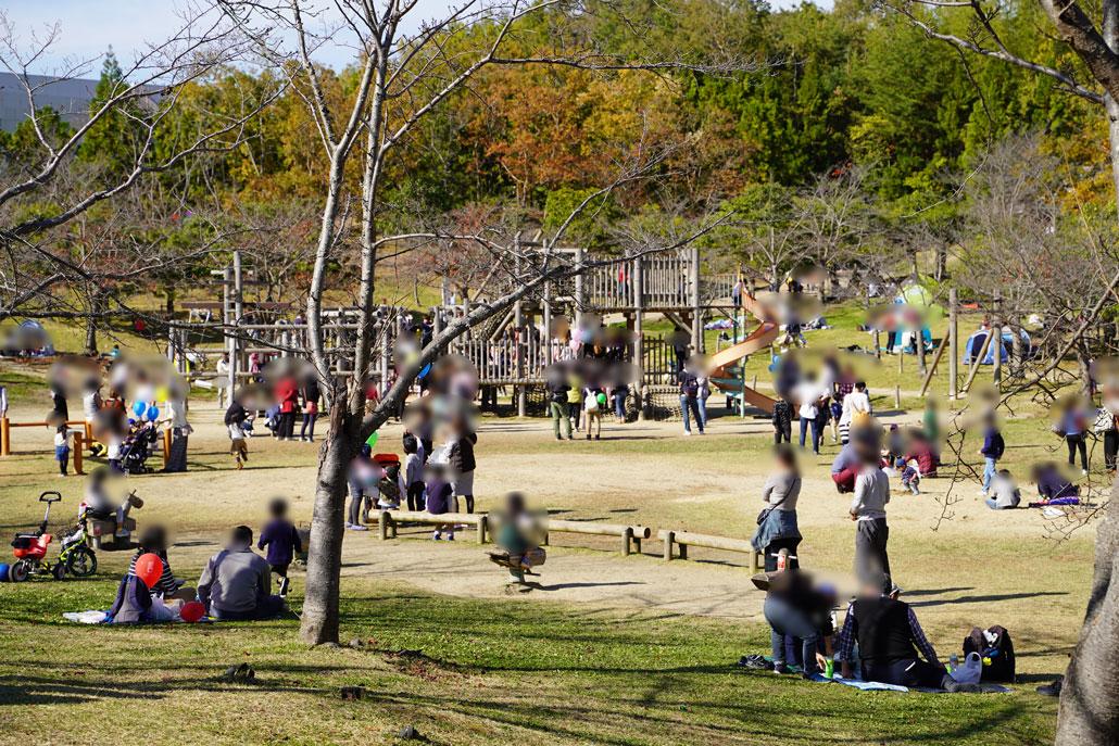 けいはんな記念公園の画像