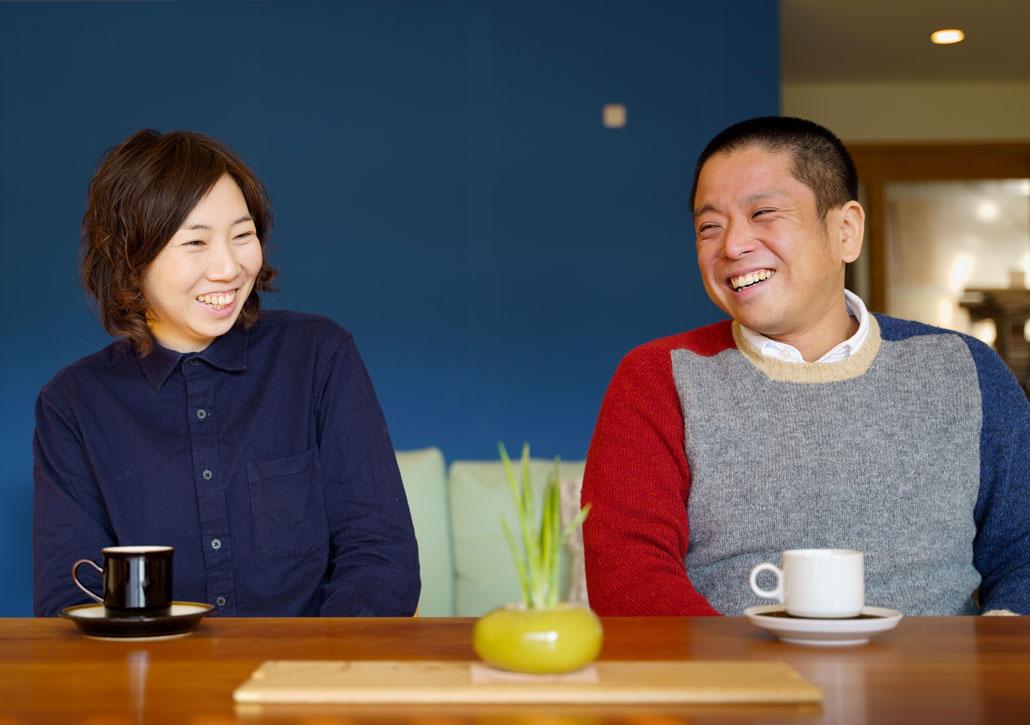 平山夫婦の写真1