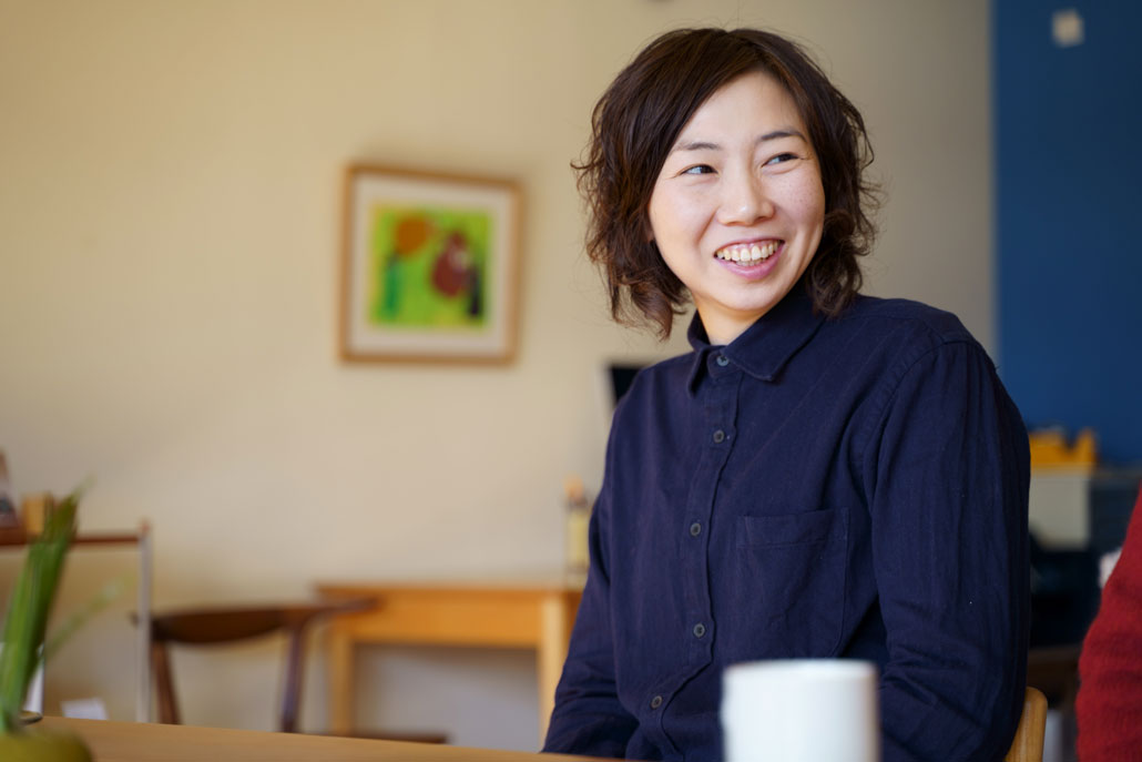 真喜子さんの写真