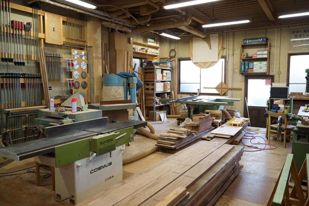 平山家具製作所の写真