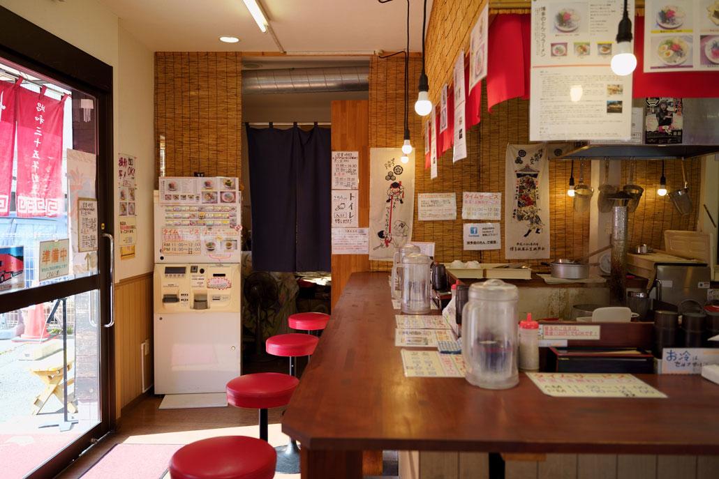 店内の写真1