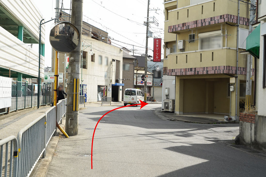 MIMAKI 行き方4