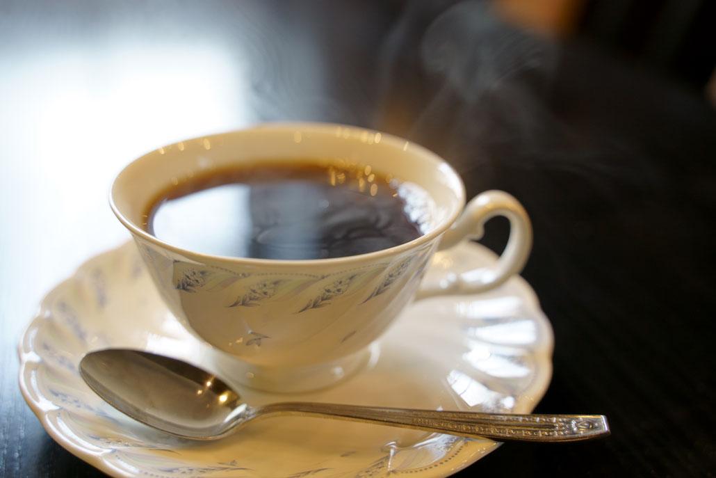 むすび家コーヒーの写真