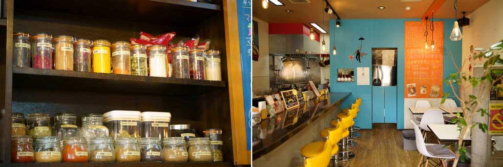 タカタカカフェ店内写真2
