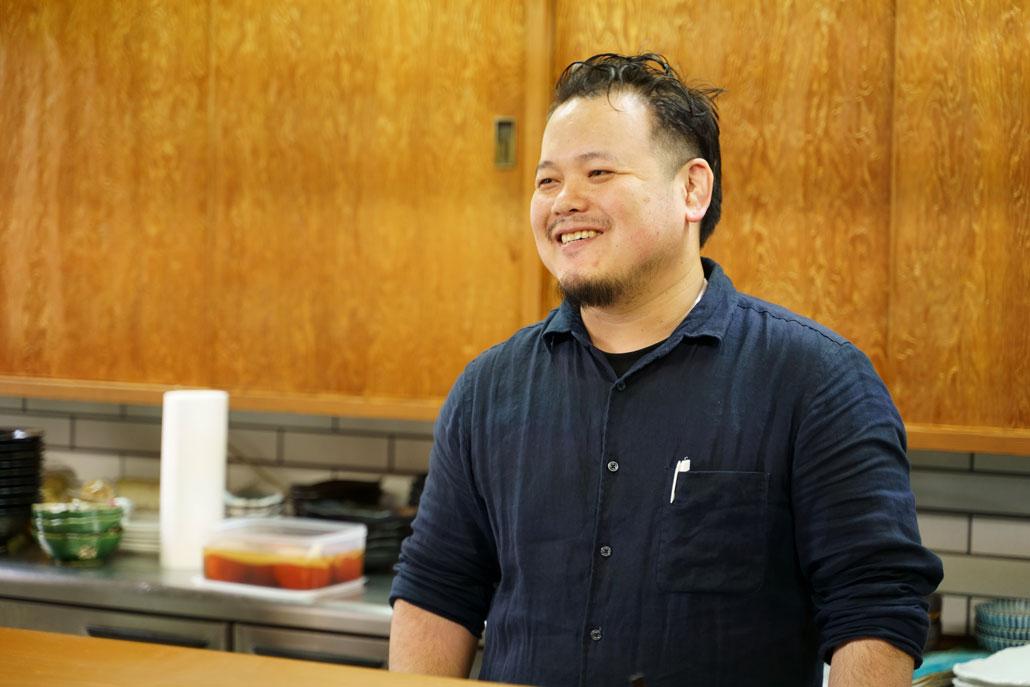 美味処司のご主人の写真2