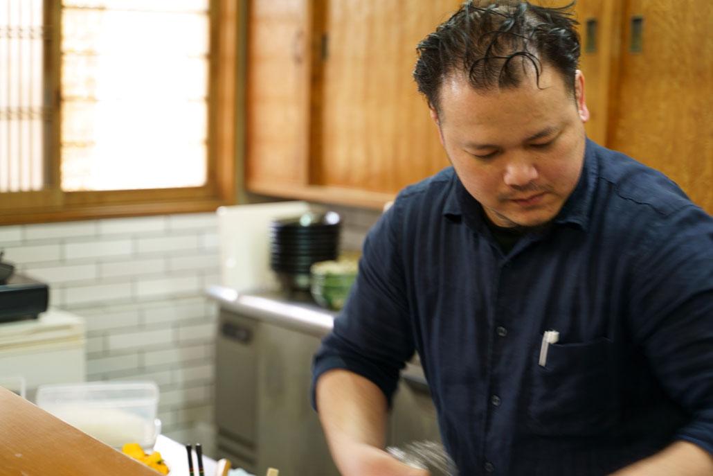 美味処司のご主人の写真1