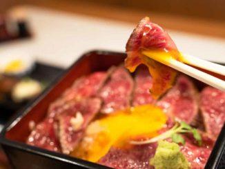 肉屋黒川「ステーキ重」の画像2