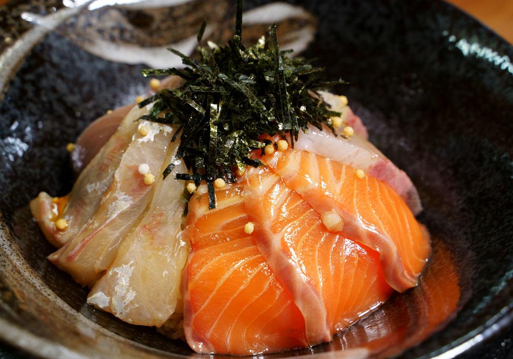 美味処司 海鮮丼の写真UP