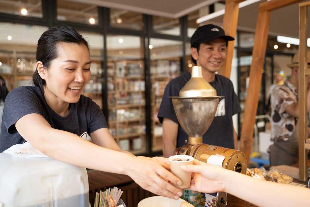 「ENJOY COFFEE TIME」画像7