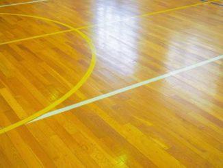 体育館の画像