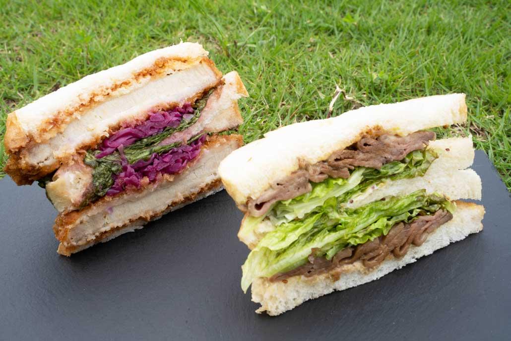 プルンニャのサンドイッチ画像2