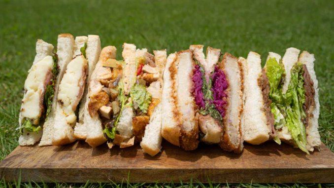 プルンニャのサンドイッチ画像1