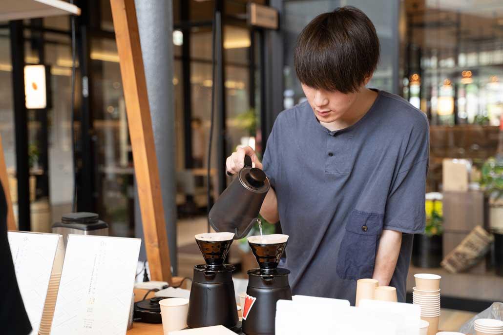 「ENJOY COFFEE TIME」画像16