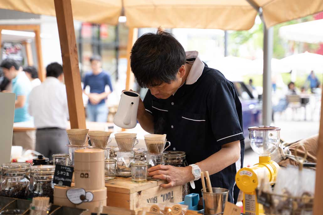 「ENJOY COFFEE TIME」画像17