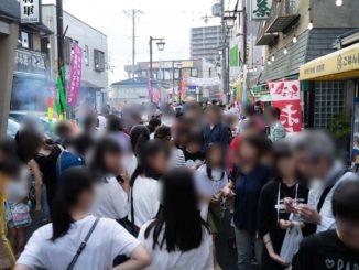 「第46回 JR城陽駅前商店街 七夕まつり」画像1