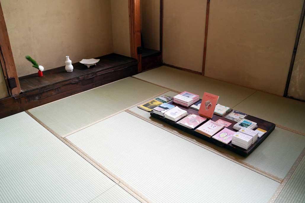畳のスペース画像