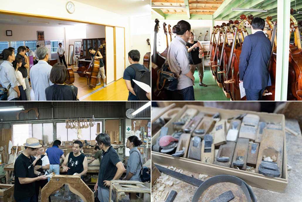 ヒガシ弦楽器製作所の画像