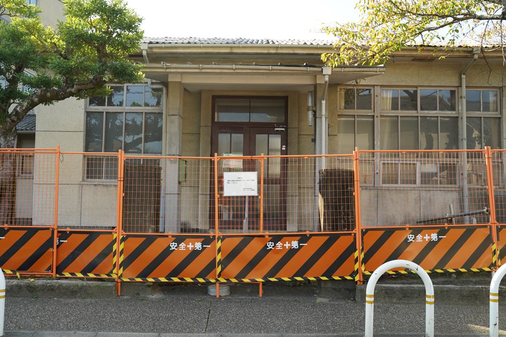 城陽市立富野公民館の外観画像