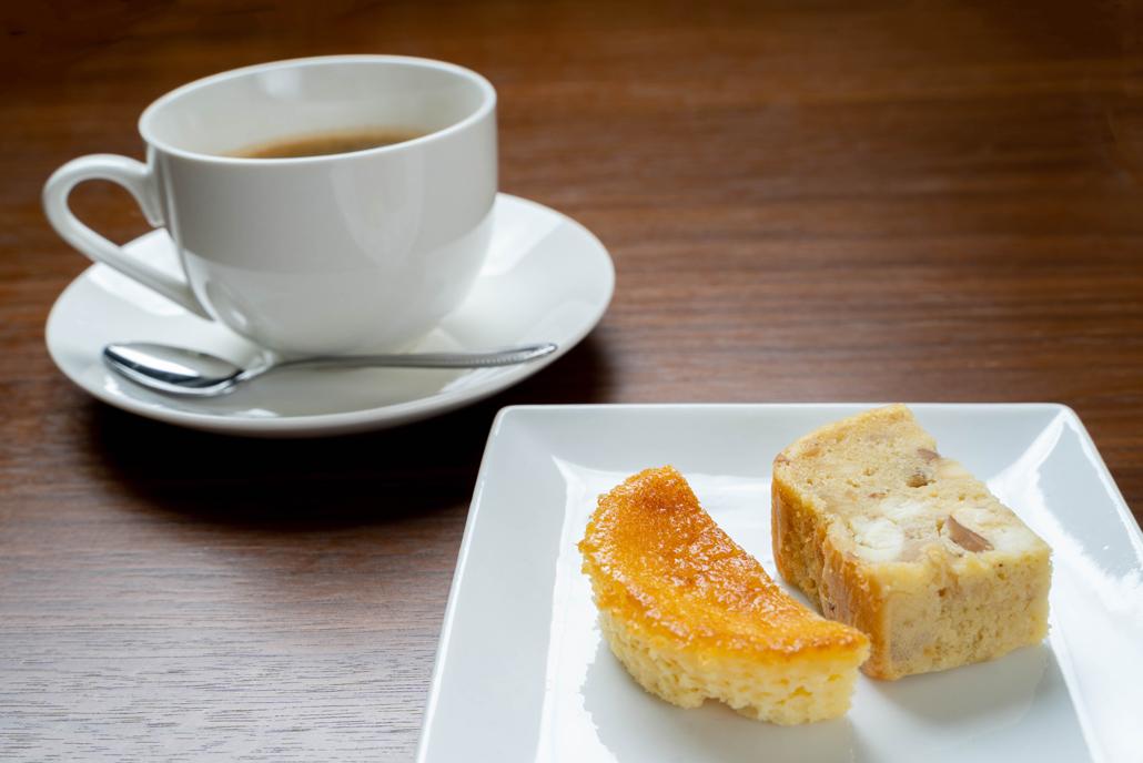 スイーツ&コーヒー