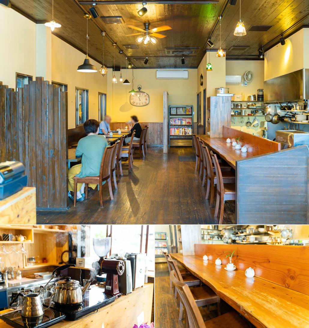 cafe-季庵--Dining- 店内画像1
