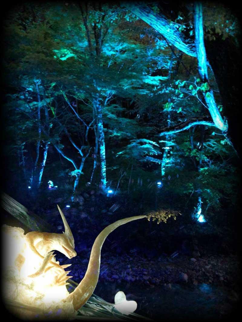 自然と自然にフ自然な話イメージ写真