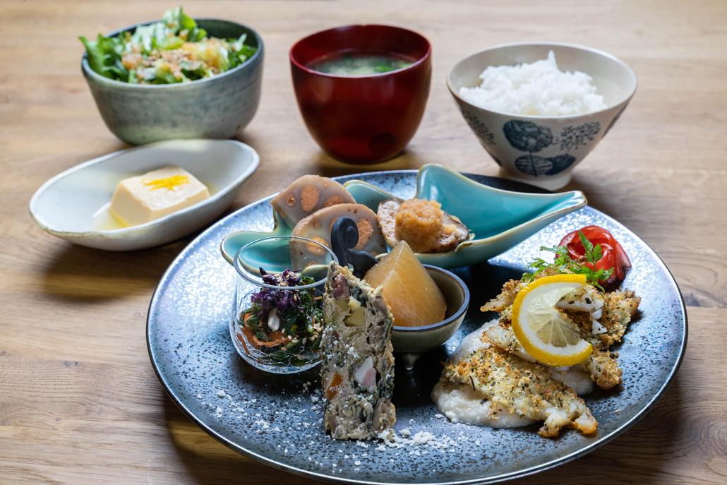 カフェレストラン 「庵 / ANN」ランチの画像2
