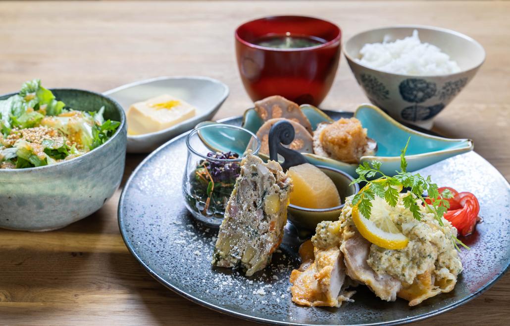 カフェレストラン 「庵 / ANN」ランチの画像1