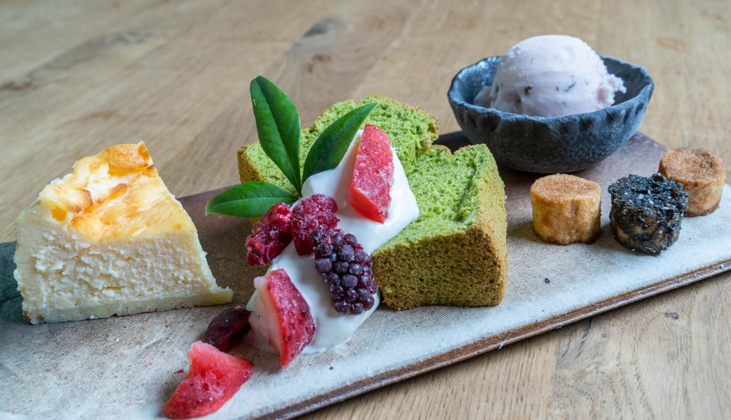 カフェレストラン「庵 / ANN」スイーツの画像
