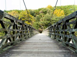 2019年11月天ヶ瀬橋の画像