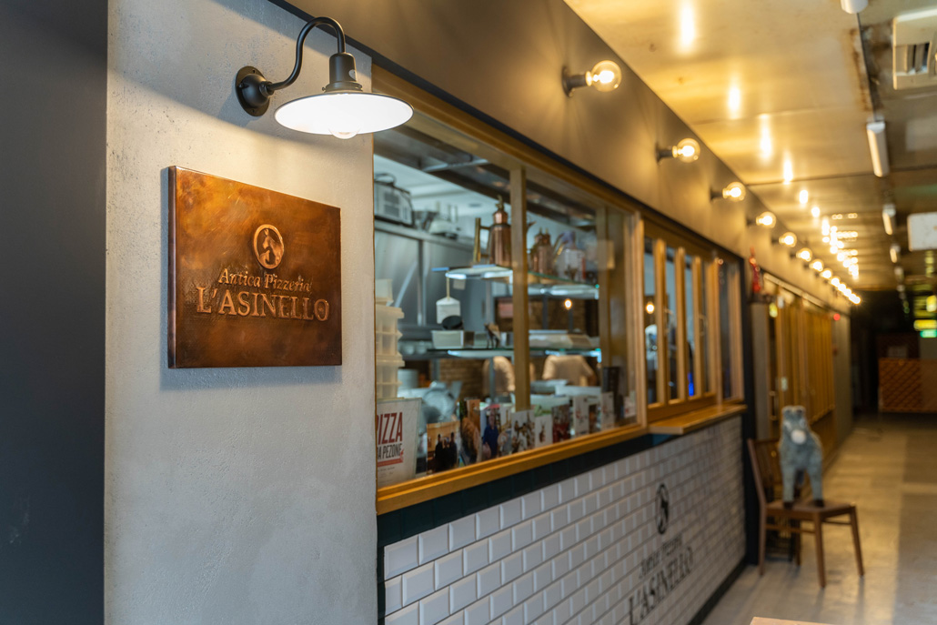 「Antica Pizzeria L'ASINELLO / アンティカ ピッツェリア ラジネッロ」外観画像1