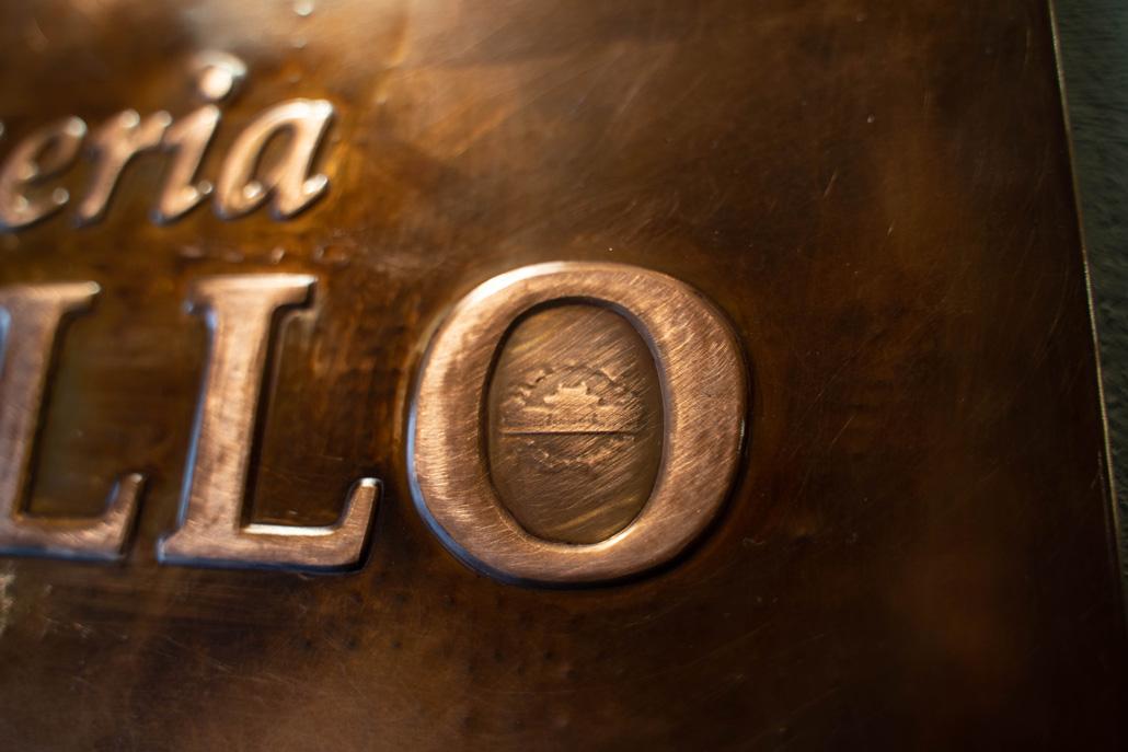 「Antica Pizzeria L'ASINELLO / アンティカ ピッツェリア ラジネッロ」看板画像2