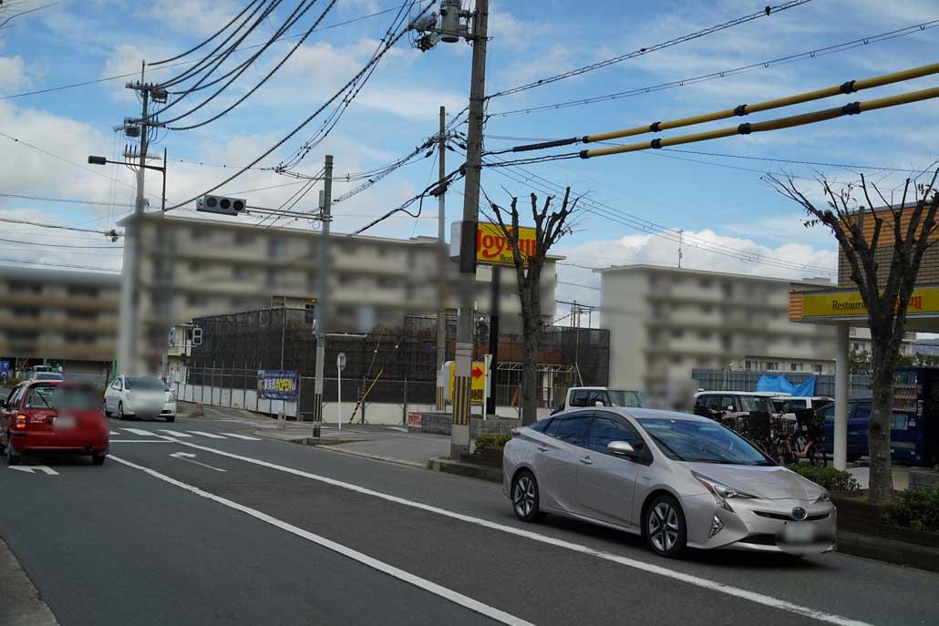 「イマージュホール 京田辺」場所の画像