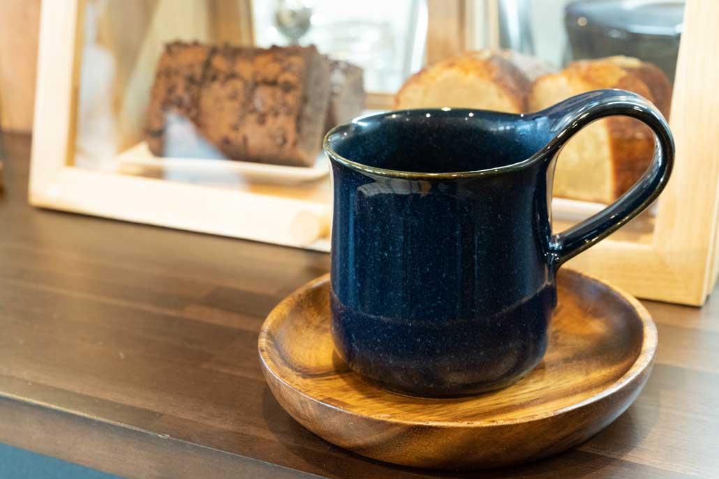 「MAKARINA食堂」コーヒーの画像
