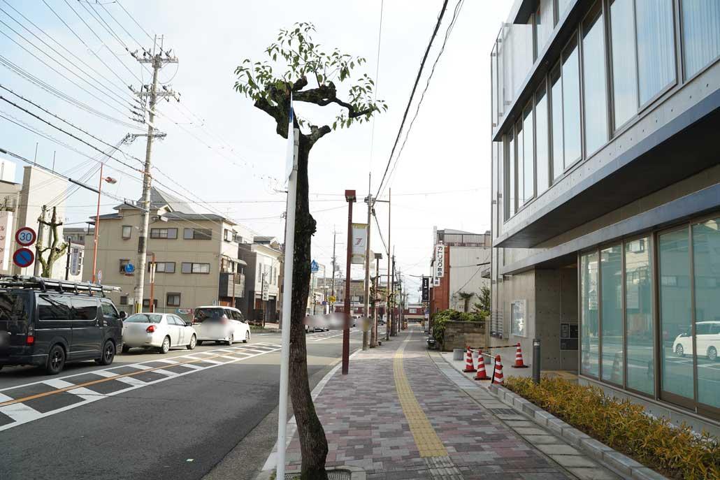 「ハローワーク京都田辺」行き方画像