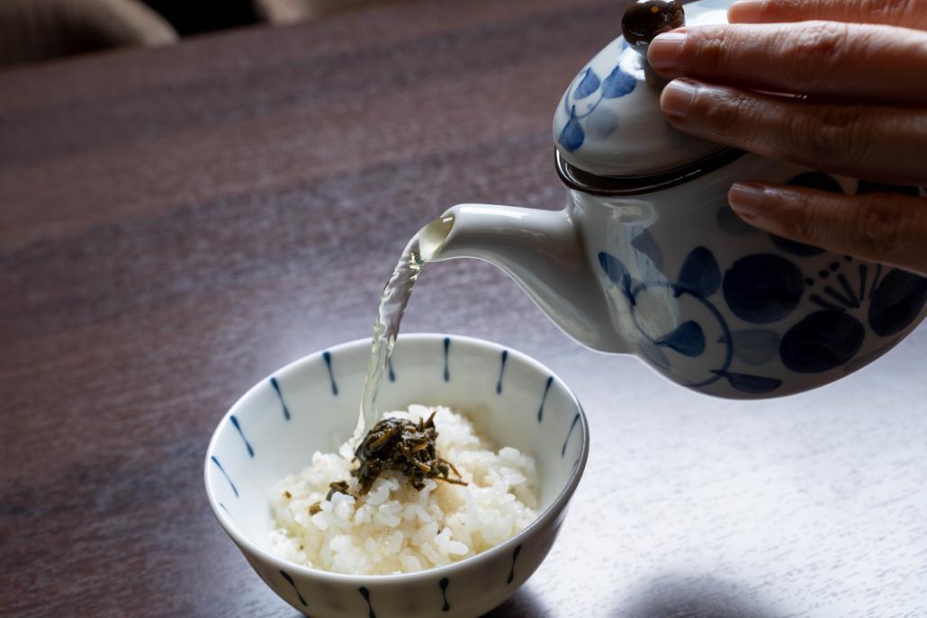 お茶漬けの画像1