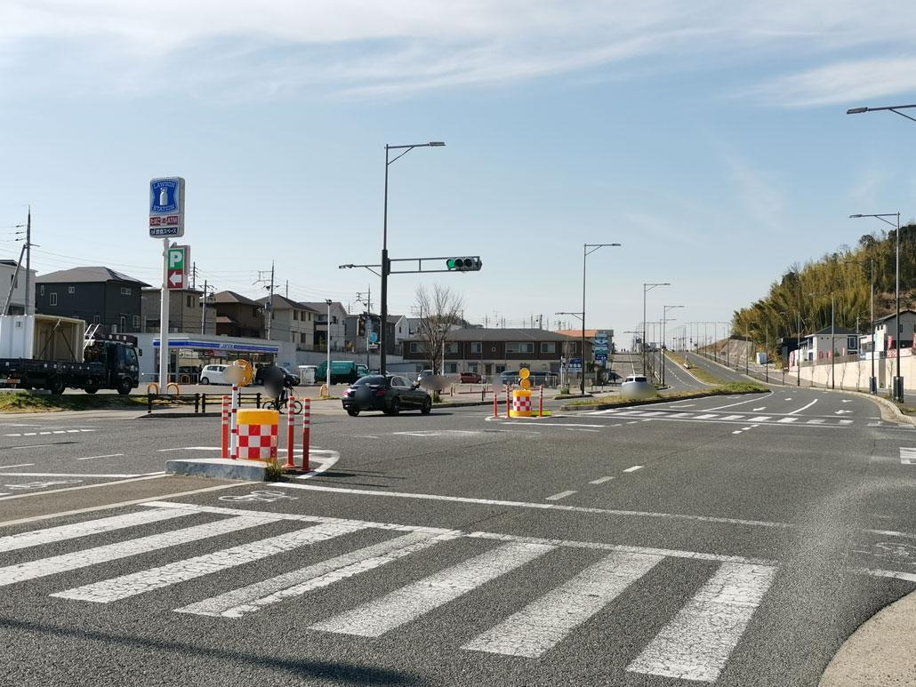 「コメダ珈琲店 木津川城山台店」の行き方画像2