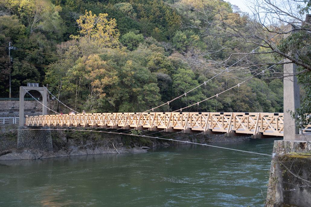 天ヶ瀬吊橋の画像3