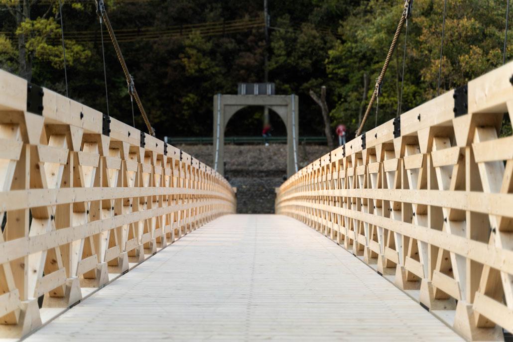 天ヶ瀬吊橋の画像4