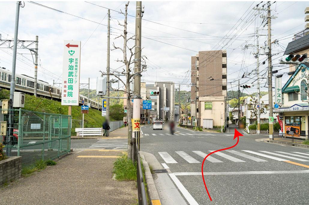 roji行き方画像
