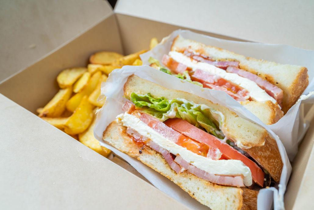 サンドウィッチの画像1