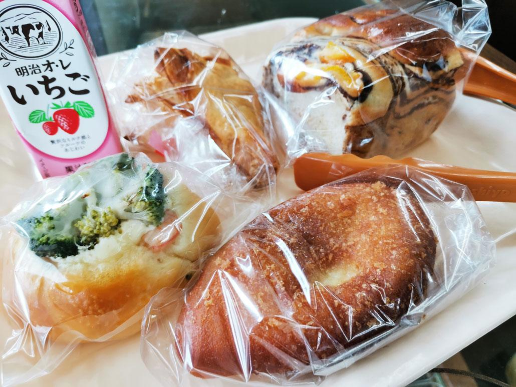 手づくりパンの店ぶんぶん料理画像