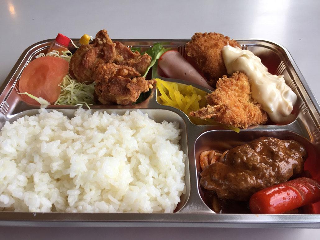 「レストラン 百花園」料理画像