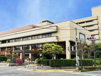 宇治市役所の外観画像